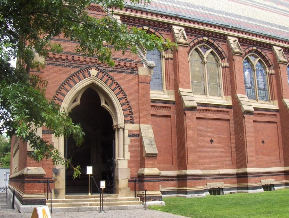 Thank you, Harvard! (4/6)