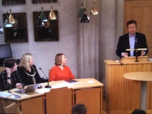 Kommunestyremøtet 16.10.19
